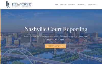 Beres & Associates Website Case Study